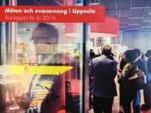 179 miljoner till Uppsala genom möten och kongresser