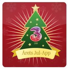 3 utser Foursquare till Årets jul-app 2010 En kombination av mobilitet och heta webbtrender