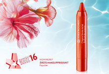 Dubbelt upp! Radiant Lip Crayon nominerad även i Danish Beauty Award 2016!