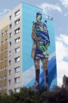 Sveriges första Street Art Festival till Borås 4-7 september 2014