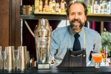 Dosa Ivanov från Clarion Hotel Post representerar Sverige i World Cocktail Championship!
