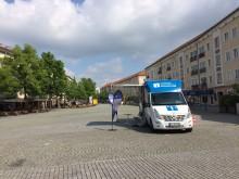 Beratungsmobil der Unabhängigen Patientenberatung kommt am 31. Januar nach Dessau-Roßlau.