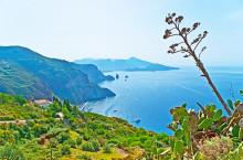Lomamatkojen Sisilia