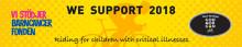 Arom-dekor Kemi stödjer Team Rynkeby och kampen mot cancer!
