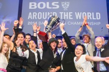 First female world champion: Kate Gerwin crowned Bols Bartending World Champion 2014