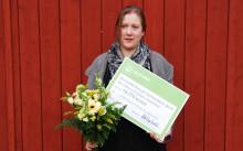 Föreningen VOOV får Djurskyddet Sveriges djurskyddspris