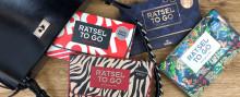 Rätsel to go - Der Denksport-Mix für die Handtasche