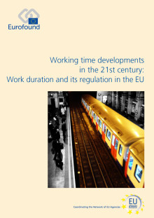 New challenges could disrupt working time stability in Europe