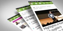 Electrolux i topp när InformationWeek utser världens ledande sociala företag