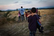 Lindex kunder rundar upp för barn på flykt