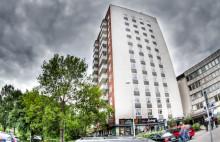Titanias fyra vindsetagevåningar till salu på Ankdammsgatan 33 i Solna!