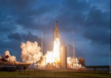 Eutelsat: lanciato con successo il satellite EUTELSAT KONNECT