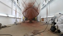 Coppercoat: Suffolk Yacht Harbour Celebrates Record-Breaking Year for Coppercoat Applications