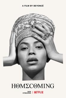 Netflix presenterar... HOMECOMING: A Film by Beyoncé - tillgänglig idag