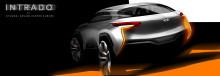 Intrado - ny konseptbil fra Hyundai