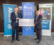 Allianz and Mind host launch event to celebrate new charity partnership