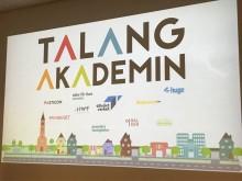 Wallenstam tar aktiv del i Talangakademin
