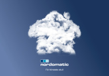 Nordomatic företagsbroschyr