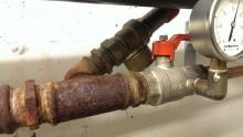 Korrosjon og slitasje i varme- og kjøleanlegg