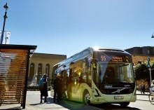 Stadens transporter ska vara fossilfria senast 2030