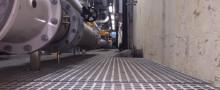 Vattenverket Lockörn  ljudisolerar och förbättrar arbetsmiljön med GAP-skivor från GPA
