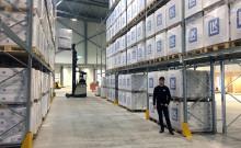 LK öppnar portarna till sitt nya logistikcenter