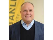 STANLEY Securitys VD Kettil Stenberg ny ordförande i Säkerhetsbranschen