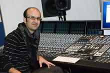 Förnämligt filmmusikpris till Karzan Mahmood