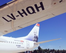 Norwegian ha iniciado hoy sus vuelos domésticos en Argentina