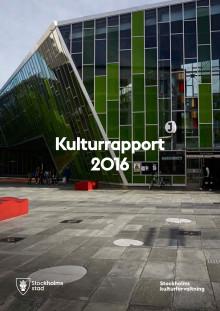 Kulturrapport 2016