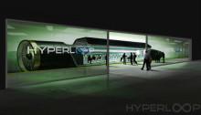 I väntan på höghastighet – detta är Hyperloop One