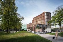 FOJAB arkitekter ritade Sveriges modernaste domstol