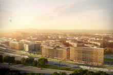 Skanska investerar EUR 36 M, cirka 360 miljoner kronor, i en ny kontorsbyggnad i Krakow, Polen