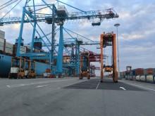APM Terminals framsteg - gynnar Göteborgsmiljön