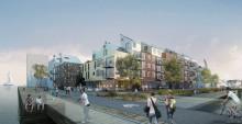 Riksbyggen utvecklar nya bostäder i Helsingborg