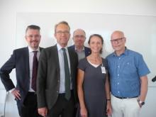 Landskrona får fler studenter från sjuksköterskeprogrammet