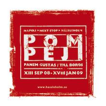 Inbjudan till pressvisning av Pompeis Panem Gustas / Pompeji till bords