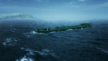 Sikrer ren energi til Nordlaks sin første Havfarm