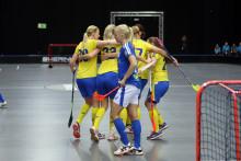 Damlandslaget fortsätter satsa på nya spelare - här är truppen till Finnkampen