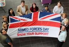 Borough ready to celebrate Armed Forces Day