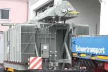 Neues Umspannwerk in Altdorf erhält Herzstück – zwei Trafos mit 128 Tonnen Gewicht angeliefert
