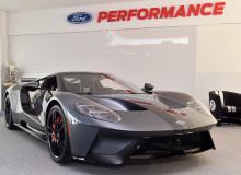 První Ford GT dorazil do České republiky!