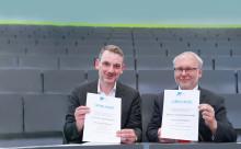 Zwei neue Professoren am Studiengang Biosystemtechnik/Bioinformatik
