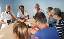 Läsecirklar öppnar vyer för patienter inom rättspsykiatrin