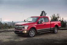 A legelső dízelmotoros Ford F-150 pickup kategória első teljesítményéhez a Ford Európa gyártási tapasztalata is hozzájárul