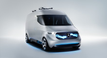 1.500 eldrevne Mercedes-varebiler til Hermes