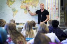 """""""Grej of the day""""-Micke är Sveriges bästa lärare 2015!"""