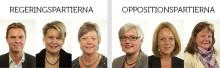Finalister i Riksdagsledamotsgranskningen 2013