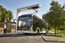 Så ser Göteborgs nya elbussar ut