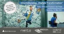 """Fit machen für die Zukunft am Informationstag """"Digitale Transformation"""""""